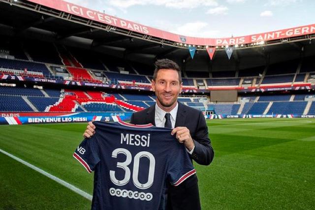Messi es el más reciente de los fichajes que se han logrado sin hacer un pago por él