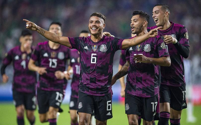 México el gigante de la Concacaf