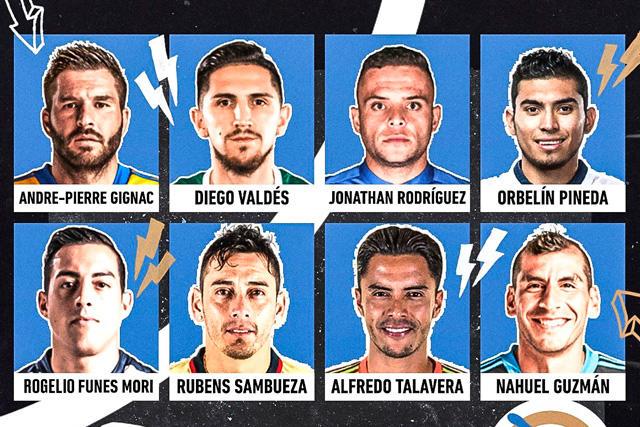 La Liga MX y la MLS dieron a conocer a sus cracks para el Desafío de Habilidades
