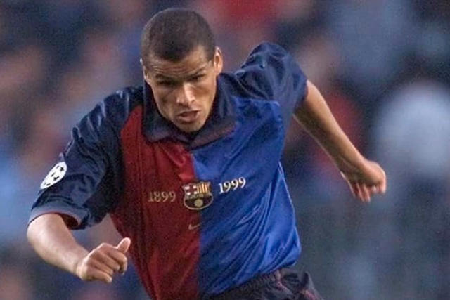 El Balón de oro de 1999, Rivaldo