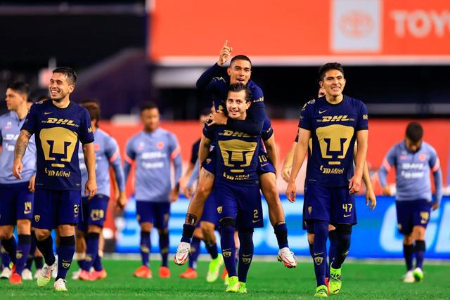 Pumas, León y Santos representarán a la Liga MX en las semis de la Leagues Cup
