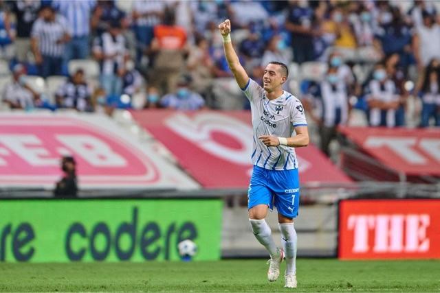 Funes Mori por fin logró convertir el gol 122 en su era con Rayados