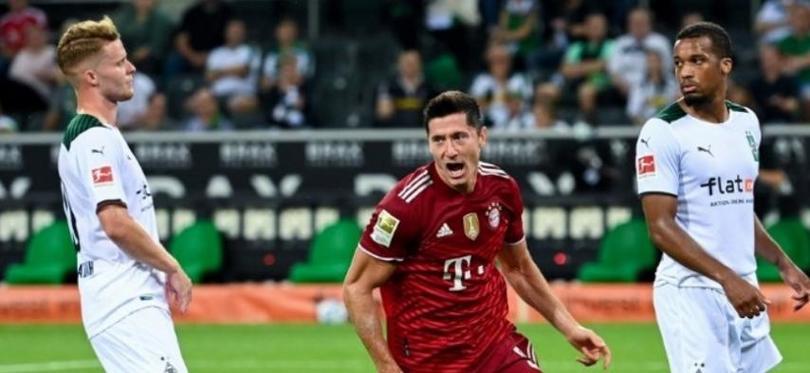 Robert Lewandowski rompiendo récord en Alemania
