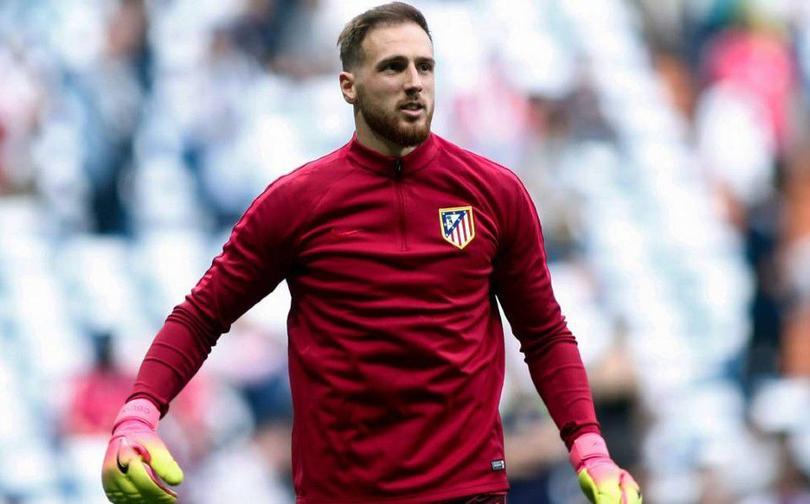 Jan Oblak portero con más partidos en Atlético de Madrid