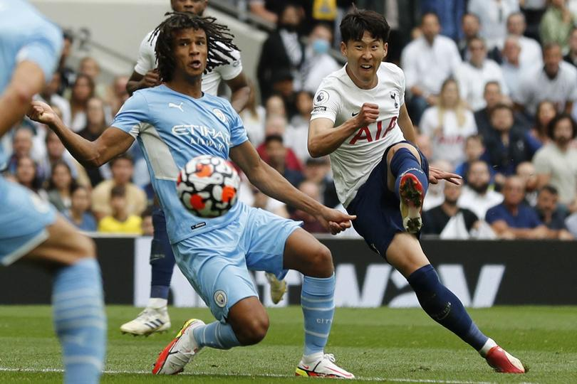 City cayó ante Tottenham