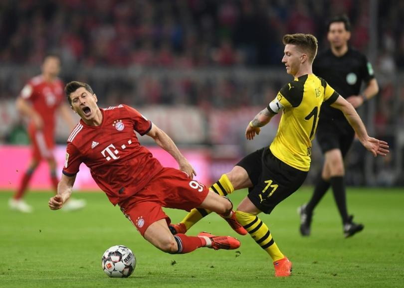 Un llamativo encuentro nos espera en la Supercopa de Alemania