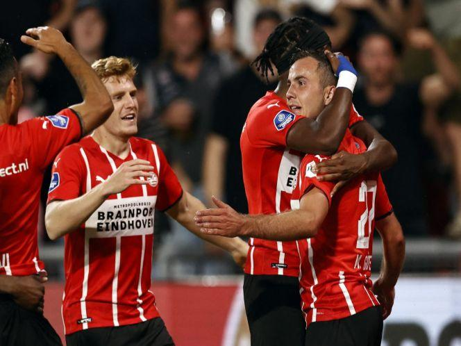 PSV busca el acceso a la Champions League