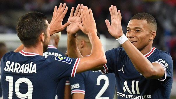 PSG protagonista en los últimos años de la Ligue 1