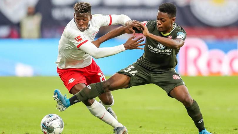 Leipzig cayó en el inició de la Bundesliga
