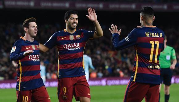 El contrato de Suárez vence en 2022 y llegaría gratis al PSG