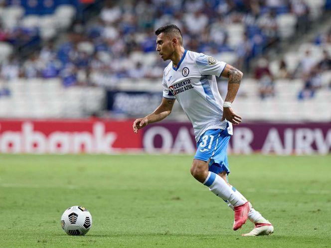 Orbelín fue titular en la Copa Oro con Martino