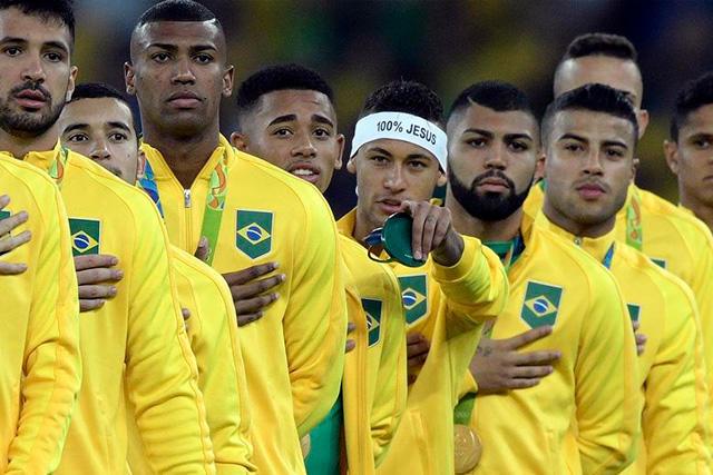 Brasil conquistó su primer oro en futbol en los Juegos Olímpicos de Río 2016