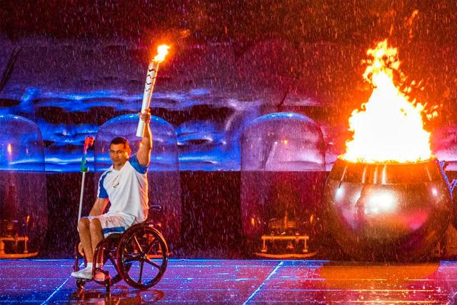 Inauguración Juegos Paralímpicos de Tokio 2020