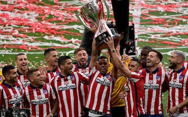 En España el Atlético de Madrid volvió a ser el equipo con la mayor remuneración económica