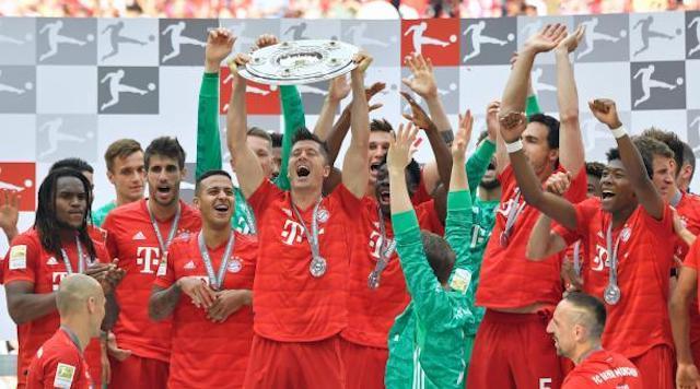 Con el nuevo acuerdo la Bundesliga se convertirá en la liga con el segundo mayor premio económico