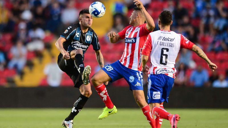 Querétaro y San Luis nunca han sido campeones de la Liga MX