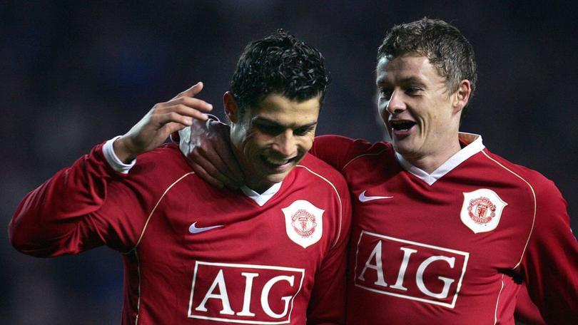 Solskjaer y CR7 se reunirán en Manchester United