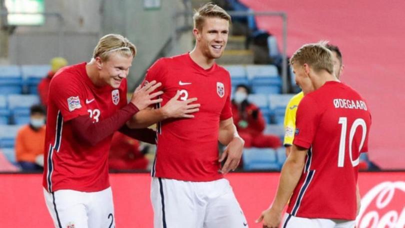 Haaland y compañía buscarán llevar a Noruega a los primeros planos