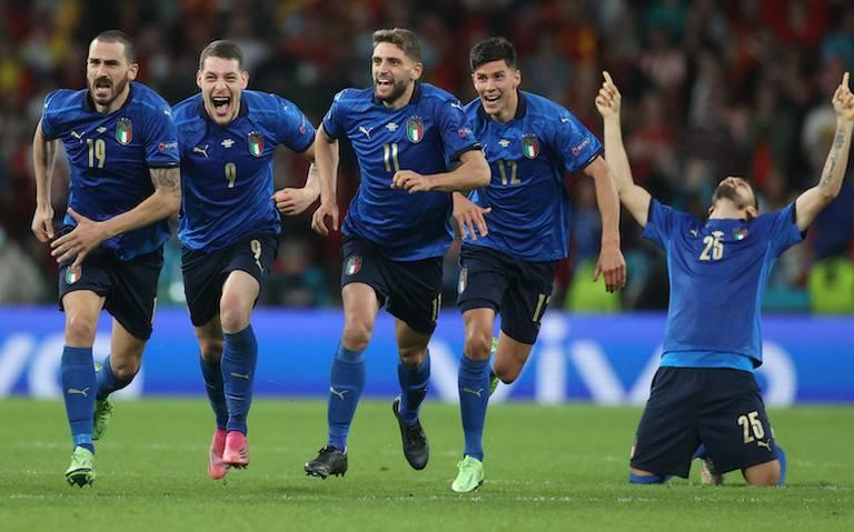 Italia campeona de la Euro2021