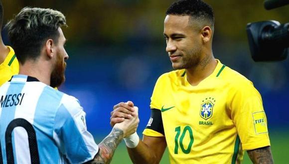 Messi y Neymar se verán las caras una vez más