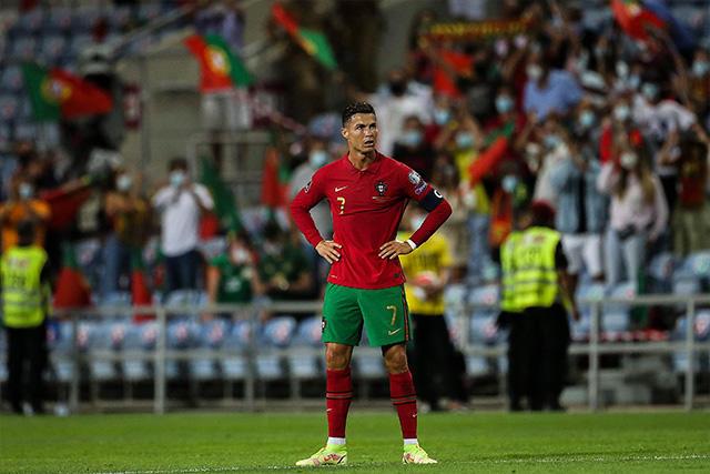 111 goles de Cristiano con Portugal