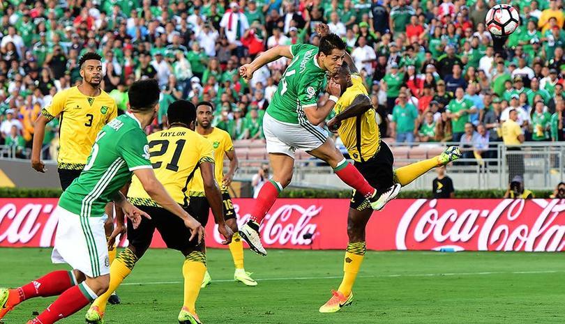 Mexico ha dominado a Jamaica en los últimos encuentros