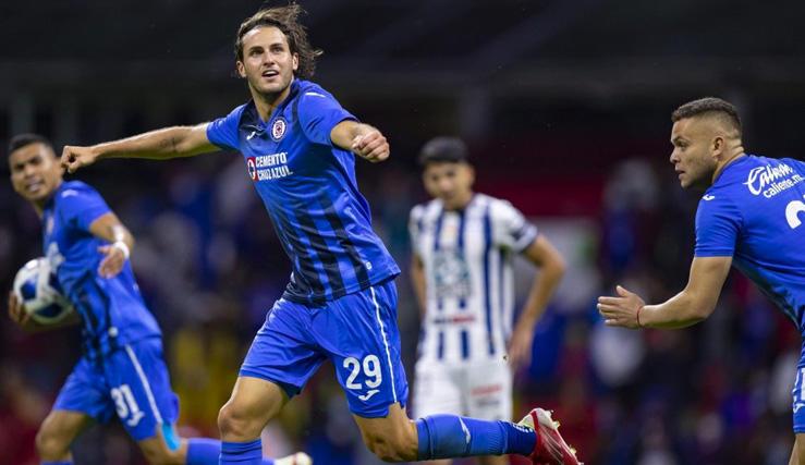 Cruz Azul aportó nueve futbolistas para la Fecha FIFA