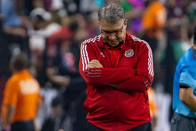 Martino no estará presente en los próximos partidos