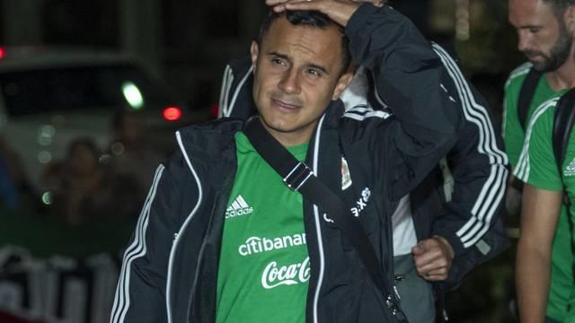 Luis Montes terminó desilusionado por las convocatorias
