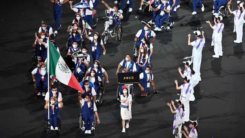 La delegación azteca llenó de orgullo a nuestra nación