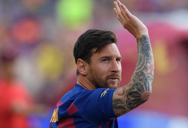 Messi si intentó salir del Barça