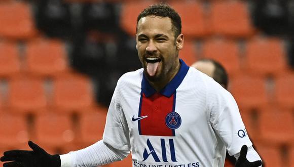 Neymar genera grandes ganancias solo por portarse bien