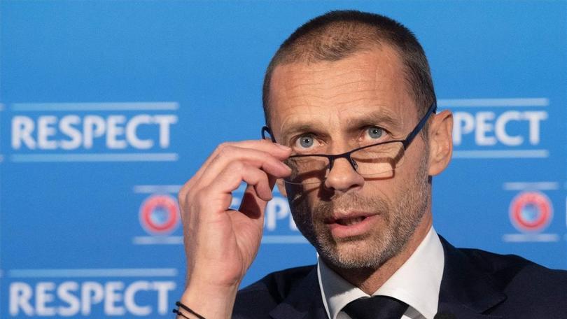 Aleksander Ceferin sigue firme pese a las amenazas