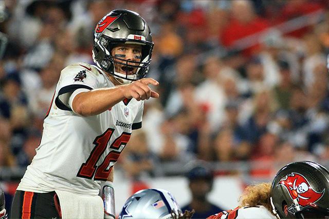 Tom Brady y los Buccaneers inician la defensa de su corona en la NFL