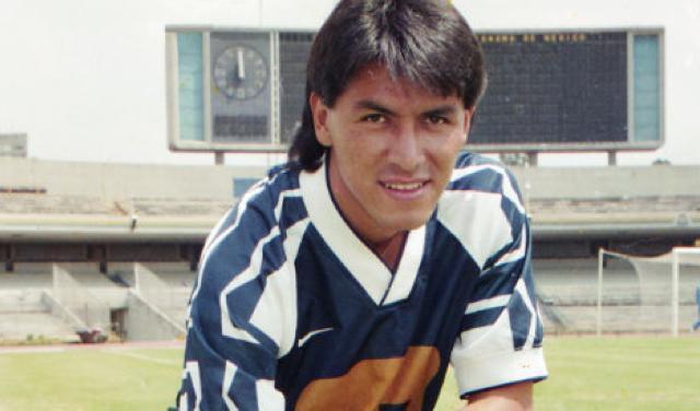 Claudio Suárez se convirtió en un histórico de los Pumas y del Tri
