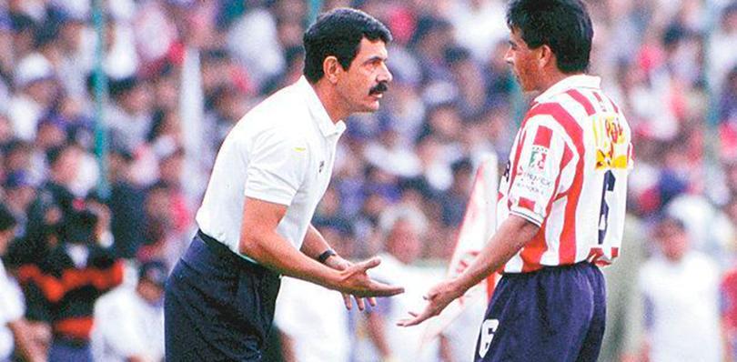 Tuca obtuvo su primer campeonato con Chivas