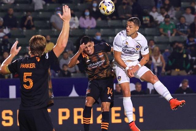 Chicharito marcó su gol 11 en la temporada de la MLS