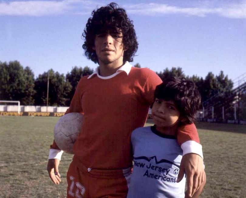 Maradona en Argentinos Juniors marcó época