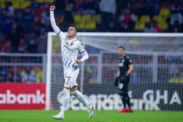 Rayados goleó 4-1 a Cruz Azul en la vuelta de las semis de la Concachampions