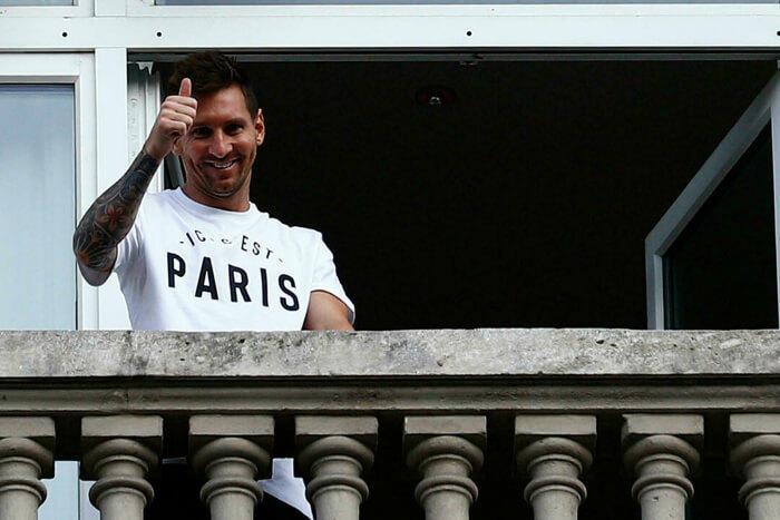 Messi siguen buscando casa en Paris