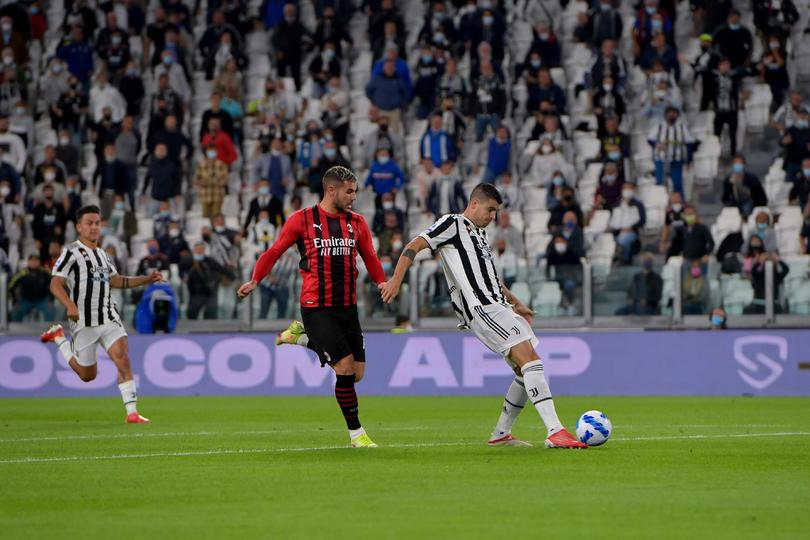 Juventus sigue sin sumar de a tres