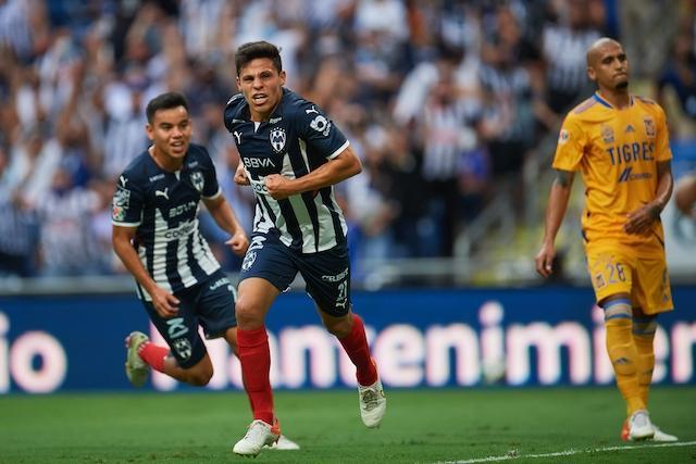 Rayados venció 2-0 a Tigres en el Clásico Regio 126