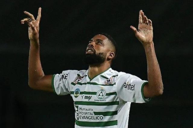 Diogo de Oliveira estaría cerca de llegar a Pumas