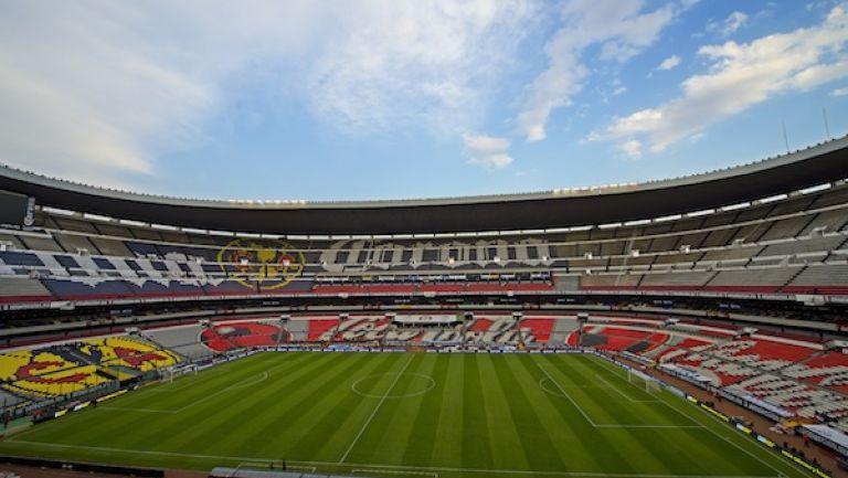 El Estadio Azteca podrá recibir más aficionados