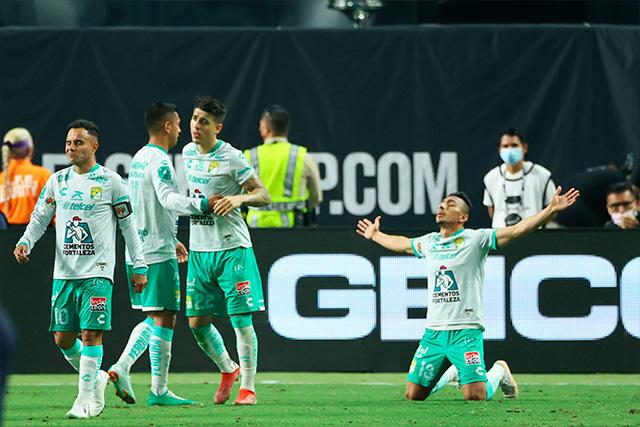 León se impuso 3-2 a Seattle para llevarse el título de la Leagues Cup