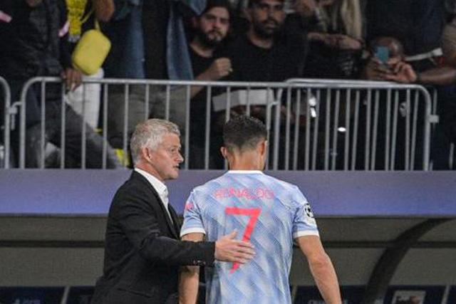 En Inglaterra piden a Cristiano Ronaldo el banquillo del Manchester United