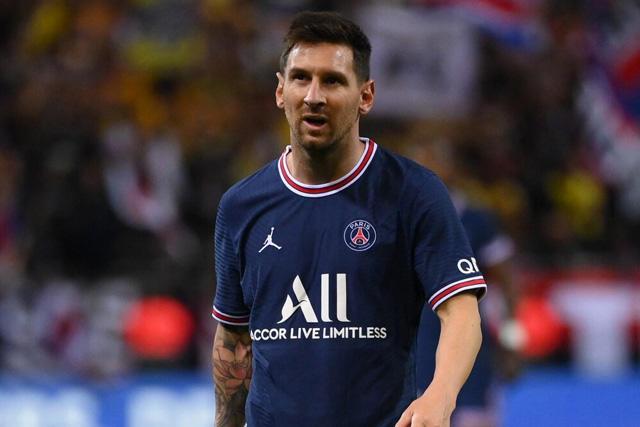 Lionel Messi se pierde otro juego por lesión