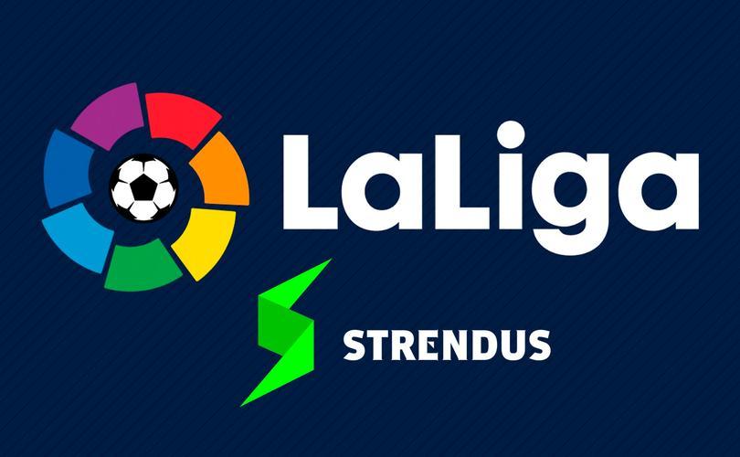 Strendus firmó alianza con La Liga