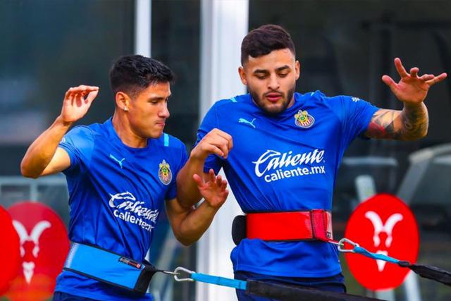 Alexis Vega está de regreso para jugar el Clásico ante América