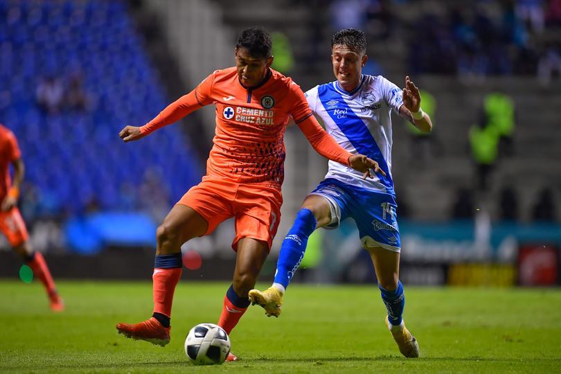 Buen partido entre Puebla y Cruz Azul